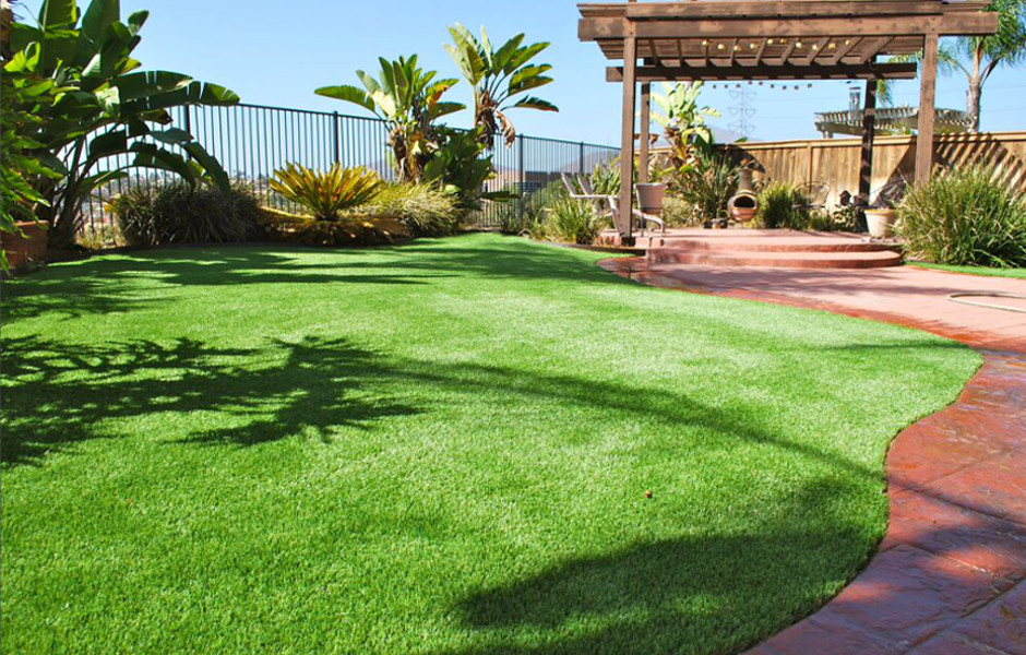 artificial turf removal