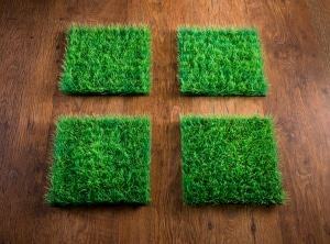 Synthetic grass samples - Artificial Grass Recyclers