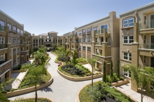 Tenants Want Beautiful Commercial Landscaping | Artificial Grass Recyclers