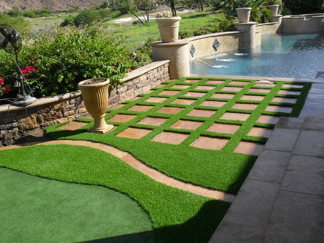 Are You Thinking About Faking the Lawn?