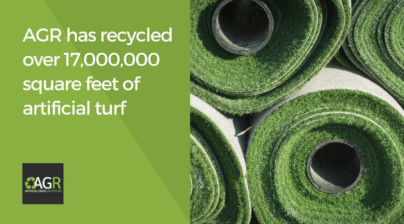 6 Eco-Friendly Reasons AGR Recycles Artificial Grass